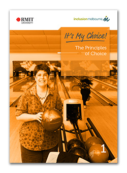 It's My Choice! - The Principles of Choice